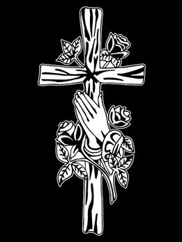Крест 23
