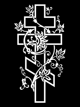 Крест 25