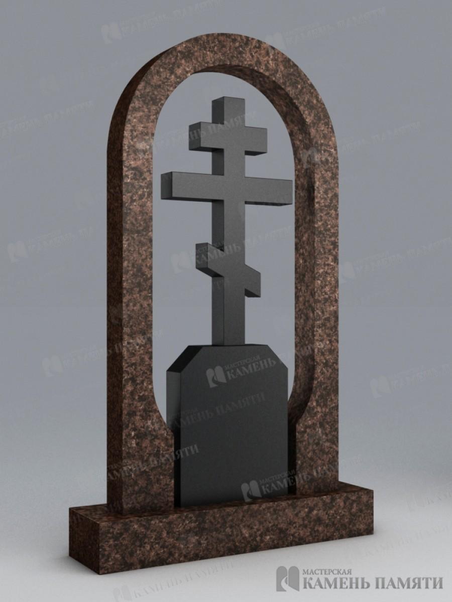 """""""Крест и арка"""". В-76/1"""