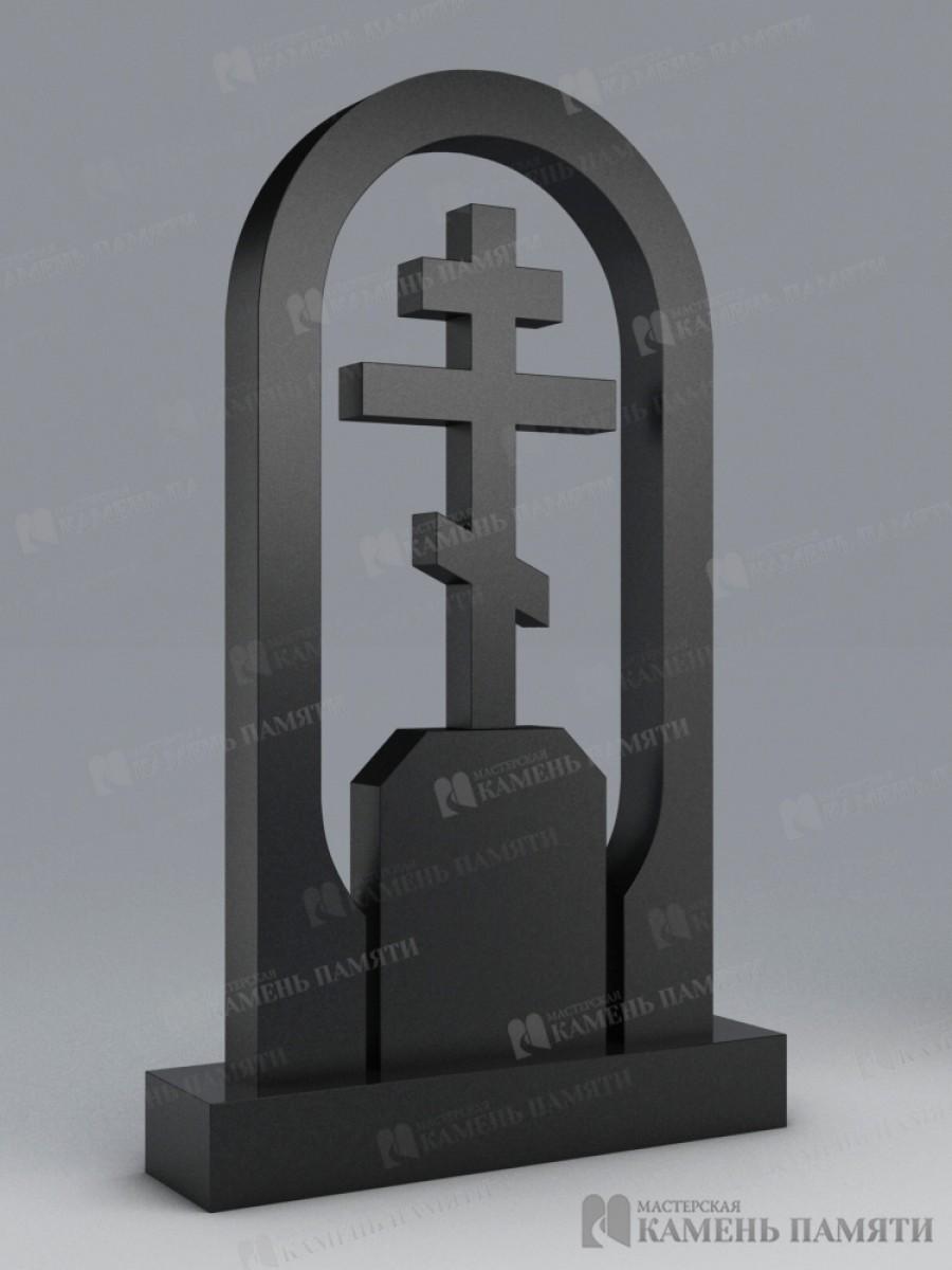 """""""Крест и арка"""". В-76"""